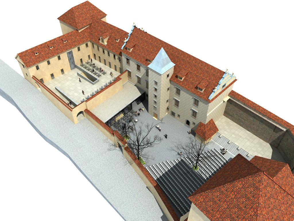 Nejvyšší purkrabství Pražského hradu